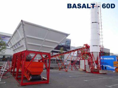 Бетонный завод БСУ Базальт-60д