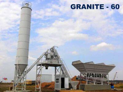 Бетонный завод Гранит-60