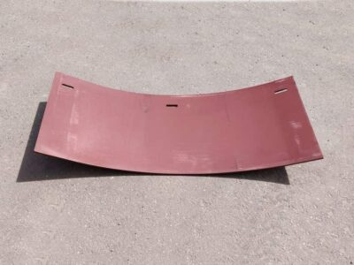 Броня боковая СБ-146А.11.001 бетоносмесителя