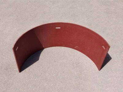 Броня стакана СБ-138Б.61.002 бетоносмесителя