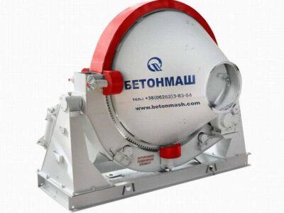 Купить бетоносмеситель гравитационный С-302