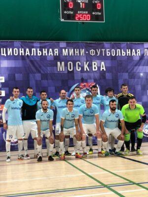 мини-футбольная лига москва
