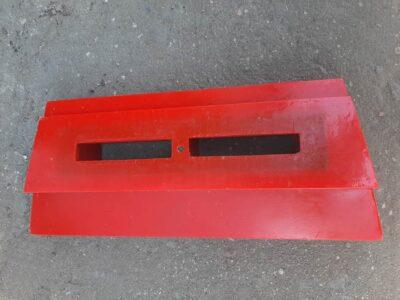 Лопасть СБ-138Б.63.007 полиуретан