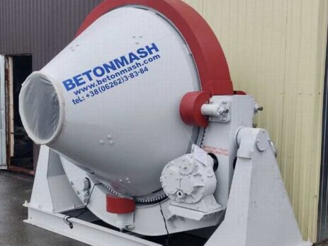 Бетоносмеситель Бетонмаш С-302